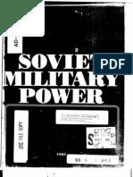 Soviet Military Power 1983