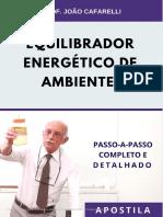 Apostila Equilibrador Energetico