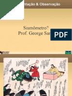 Sismometro