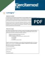 API1 - Consigna