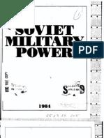 Soviet Military Power 1984