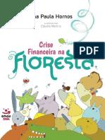 Crise Financeira na Floresta - Ana Paula Hornos