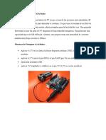 Batería para Energizar el Arduino