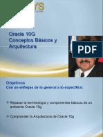 GBDBA0101 Oracle 10g Arquitectura I Introduccion