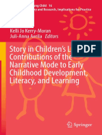 (Educating the Young Child 16) Kelli Jo Kerry-Moran, Juli-Anna Aerila - Story in Children's Lives_ Contributions of the Narrative Mode to Early Childhood Development, Literacy, and Learning-Springer I.pdf