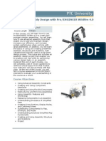 Advanced Assembly Design With Proe Wf 4.0 Trn-2174-Lct
