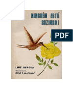 Irene Pacheco Machado – NINGUÉM ESTÁ SOZINHO – Esp. Luiz Sergio