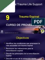Trauma Espinal.pptx