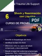 6Shock y Reanimación con Líquidos