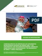 Ensayo Clinico - Impacto LNS - Perú