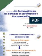 Adelantos Tecnológicos en los SID Lectura 2 Bloque 1 SD
