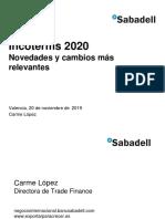 Espacio Financiero_Incoterms 2020-novedades y cambios mas relevantes