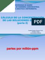 cálculo de la concentración de las soluciones químicas (parte 2)-1