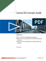 Control-M Concepts Guide
