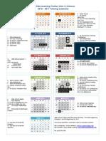 JAJ Calendar