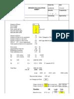 Stair case Pressurization - DAR(2).xls