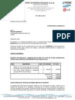 analisis de costos EQUIPO INVERTER DE 18000 BTU..pdf