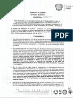 Decreto 119 del 14 de Septiembre
