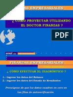 7- Como Proyectar utilizando El Doctor Finanzas PF.ppt