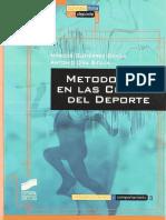 Metodología en las ciencias del deporte