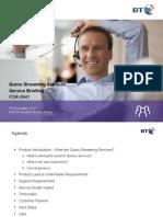 Qumu Streaming Service Briefing v1.1.pptx