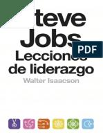 Isaacson Walter - Steve Jobs  Lecciones De Liderazgo