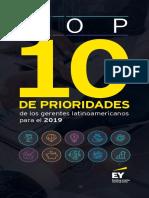 Top 10 PrioridadesEmpresas