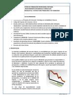 Guía 4. Estructura Financiera y de Viabilidad