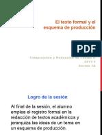 1A-ZZ04 El texto formal y el esquema de producción (PPT)-2017-2.pptx