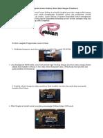 Cara Menginstal Linux Debian dan windows 7