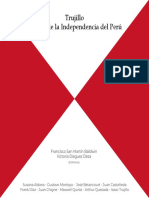 LIBRO TRUJILLO CAPITAL DE LA  INDEPENDENCIA