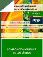 Presentacion1-Guillermo Rodriguez = La quimica de los lipidos, estructura y caracteristicas.pdf