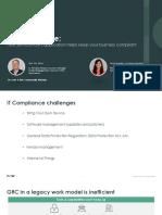 IT Compliance - Anushree Randad
