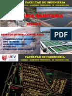 Redes de distribución de agua y Caso propuesto 9