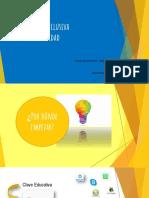 EDUCACIÓN INCLUSIVA EN LA VIRTUALIDAD. EDDITEA mayo 2020