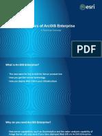 Basics of ArcGIS Enterprise