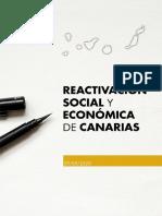 Plan de reconstrucción de Canarias