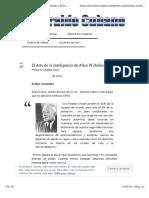 El Arte de la Inteligencia de Allen W.Dulles.pdf