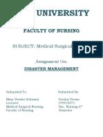 disaster management (versha verma 17041071)_-1644067138.docx