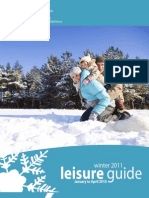 Winter Leisure Guide 2011
