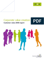 Customer Value Report