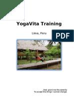 YogaVita Training