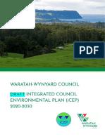 Draft Integrated Environmental Plan