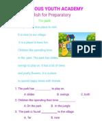 Preparatory-English
