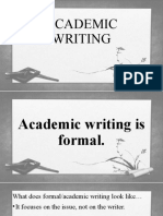 2 Academic Writing