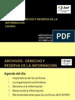 ARCHIVOS- DERECHO Y RESERVA DE LA INFORMACION CAVIDH.pdf