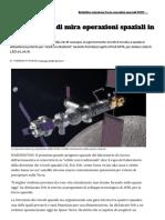 AFRL punta sulle operazioni spaziali in nuove orbite