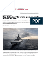 Rep. Gallagher_ The Bad Day For The PLA Navy