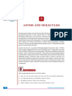 Atoms and Molecules in 22 Pages