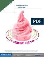 SampleBusinessPlan-Yogurt